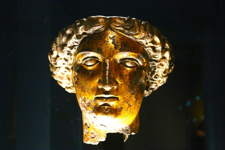 The Goddess of the Baths, Sulis Minerva.
