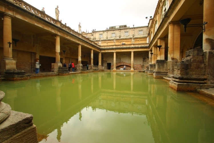 The Great Baths.