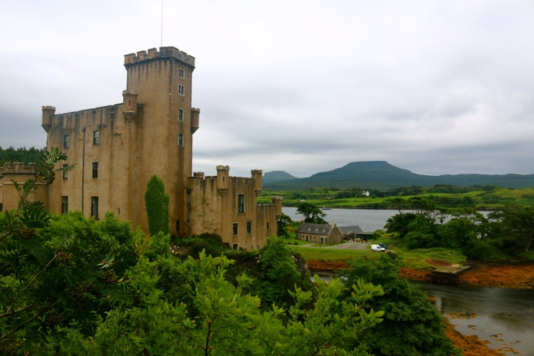 Beautiful Dunvegan Castle!